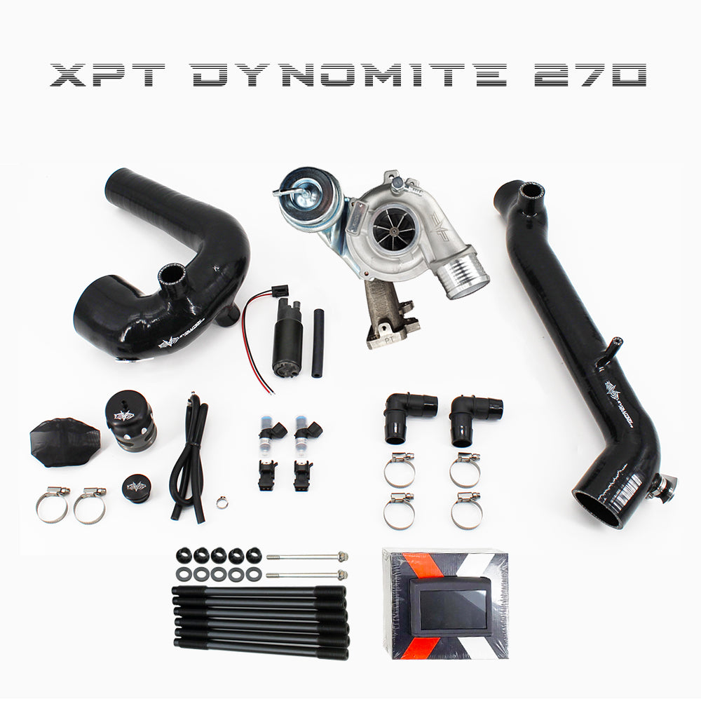 Polaris RZR XP Turbo Dynomite Turbo System