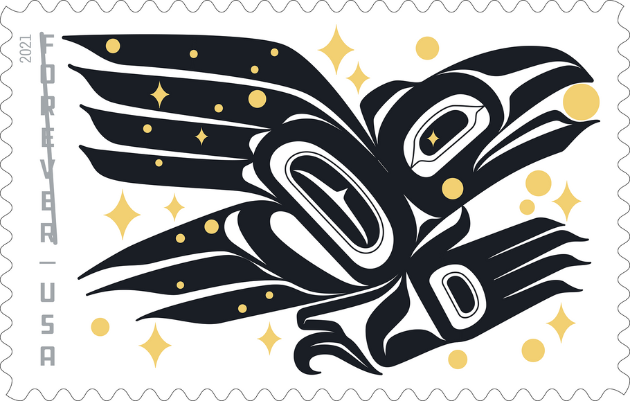 I designed a stamp for USPS