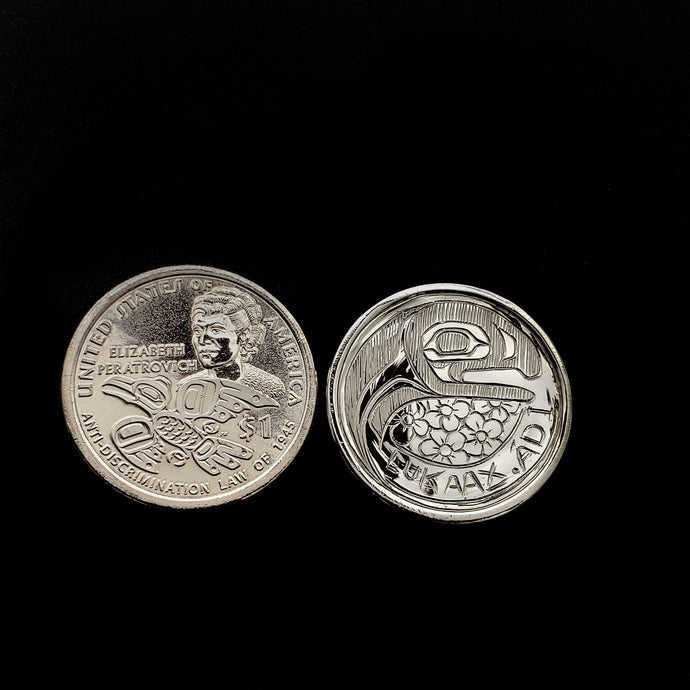 Elizibeth Peratovich Collectors Coin Set