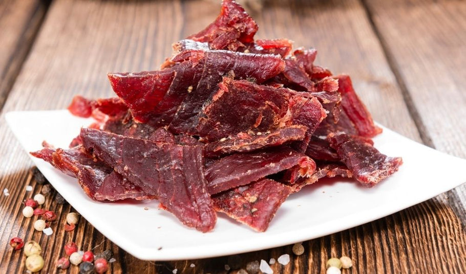 The Future of Plant Based Jerky