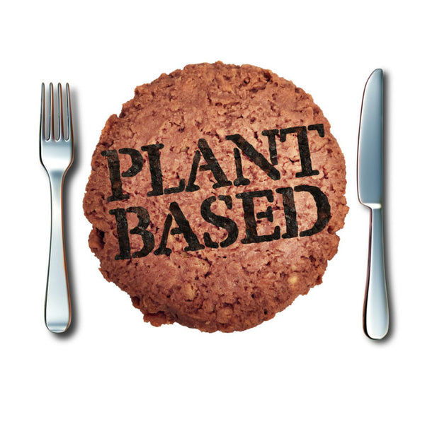 Is plant-based meat highly processed food?
