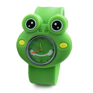 RIBBIT Kids Slap Watch