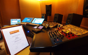 Anthony Yeung Mastering Studio, Hong Kong