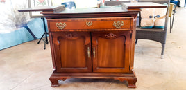 Mahogany Dining Hutch - Stoneleigh 60th Anniversary