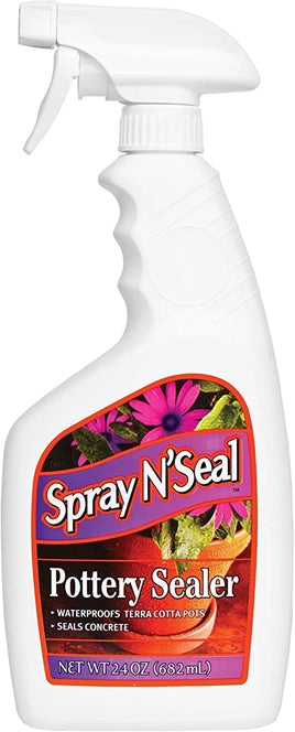 Spray N Seal Pottery Seal, 24-Ounce