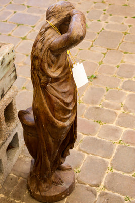 Bella Donna Statue Brown