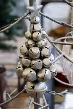 Silver Tree Bell Cluster