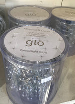 Glo Micro LED lights Candlelight glow