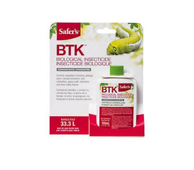 BTK Concentrate Insecticide Plant Care