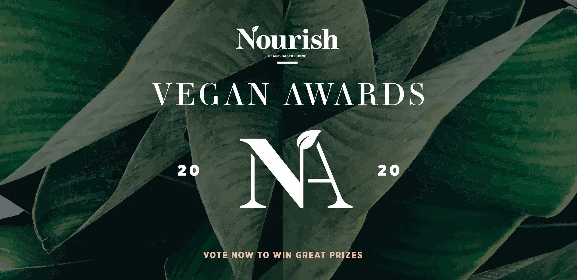 Nominee, Nourish Vegan Awards | 2020 - Merry People US