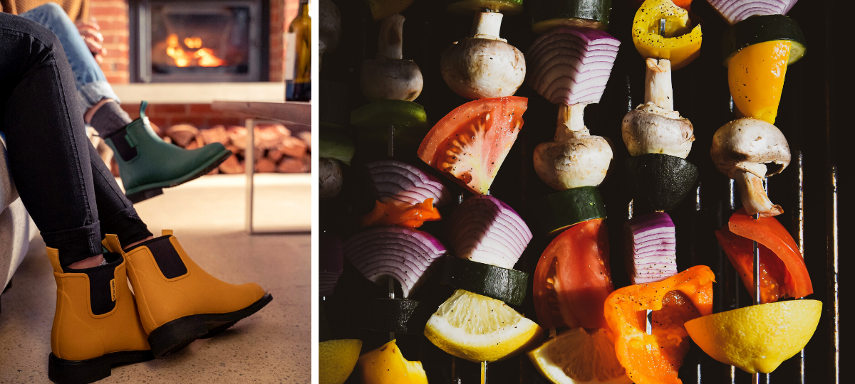 Winter Recipes Inspired by the Many Colors of the Bobbi Boot - Merry People US