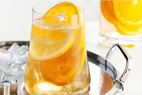 spiked summer shandy