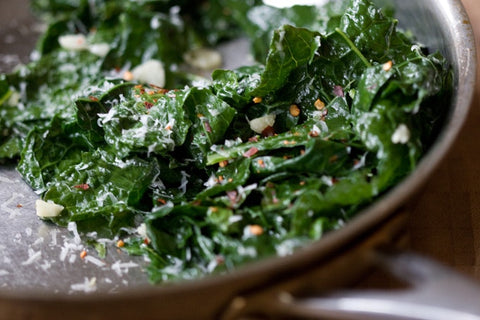 101 Cookbooks Garlicky Greens