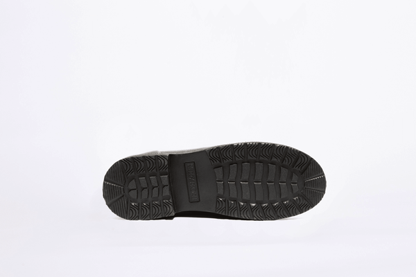 Bobbi Rainboot Enhanced Traction Sole // Black & Black