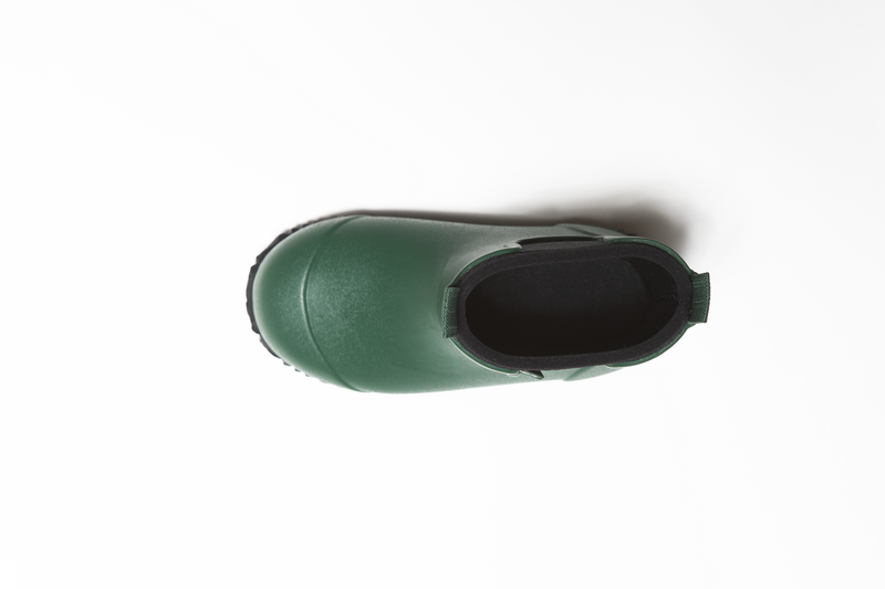 Bobbi Kids Rain Boot // Alpine Green