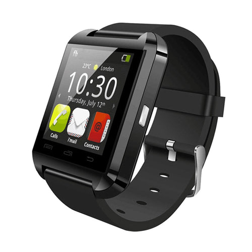 Bluetooth Smartwatch U8 Smart Watch Wrist Watch Digital Sport Player Watch for Android Phone Wearable Electronic Device