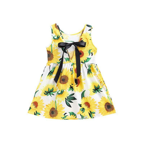 Girls Dress  New Clothes Princess Dress Children Summer Clothes Baby Dresses