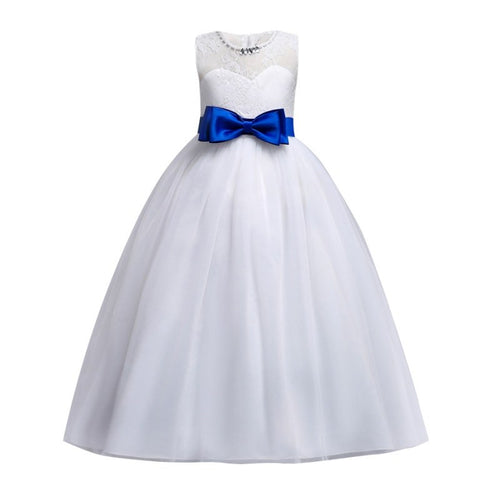 Girls Dress Princess Party Pageant Formal Dress Kids Girl Butterfly Wedding Prom Little Baby Girl Birthday Dresses