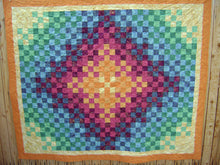 Load image into Gallery viewer, Trip around the world quilt pattern BL136