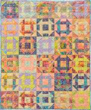Load image into Gallery viewer, Mother of pearl quilt pattern BL134 FQ friendly