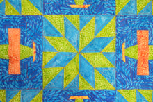 Load image into Gallery viewer, Let's fly Quilt pattern BL121