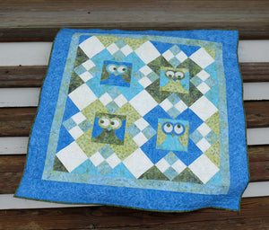 What a hoot quilt pattern BL135
