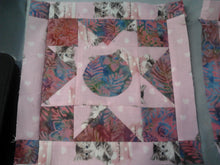Load image into Gallery viewer, Night Sky Quilt pattern BL118 FQ friendly!