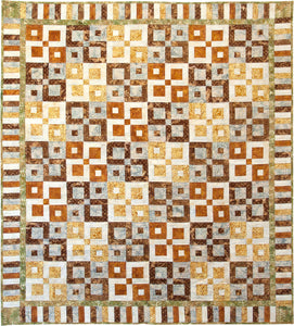 Boxed in Quilt pattern BL127