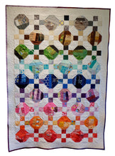 Load image into Gallery viewer, Shelves full of Yarn quilt pattern BL133