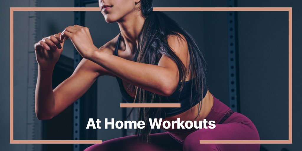 13 Quick and Easy At-Home Workout Moves