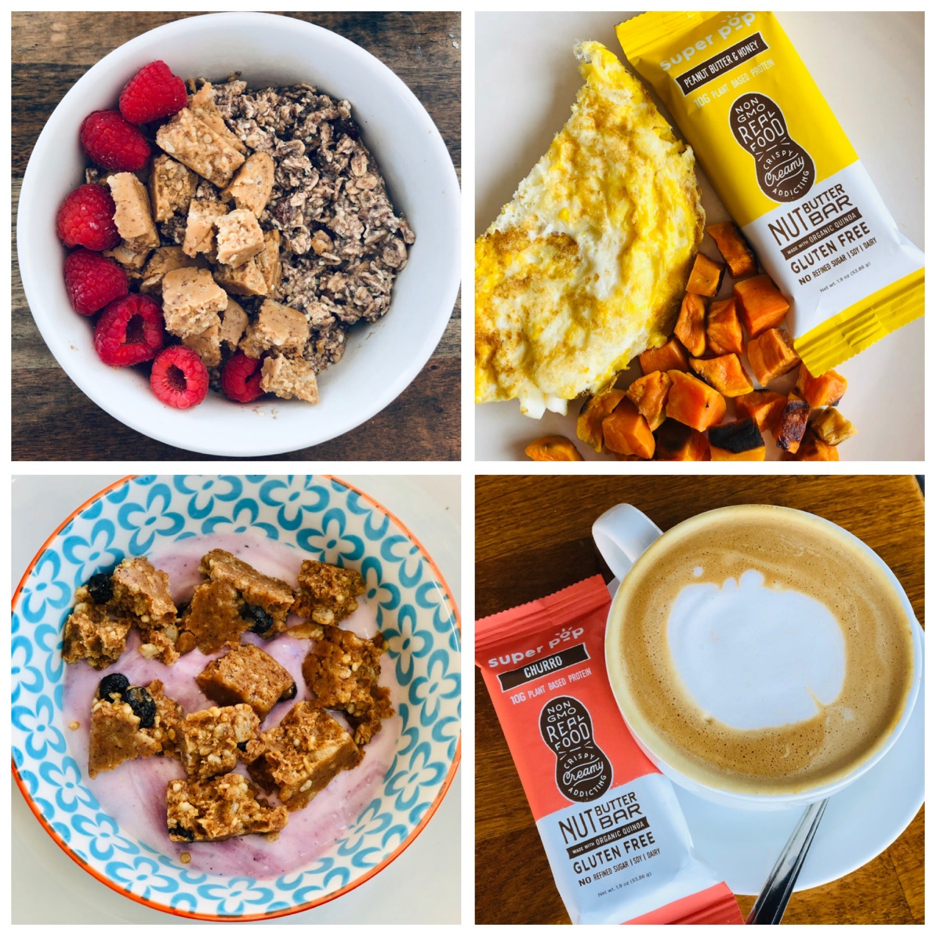 Super Pop Breakfast Morning Routine