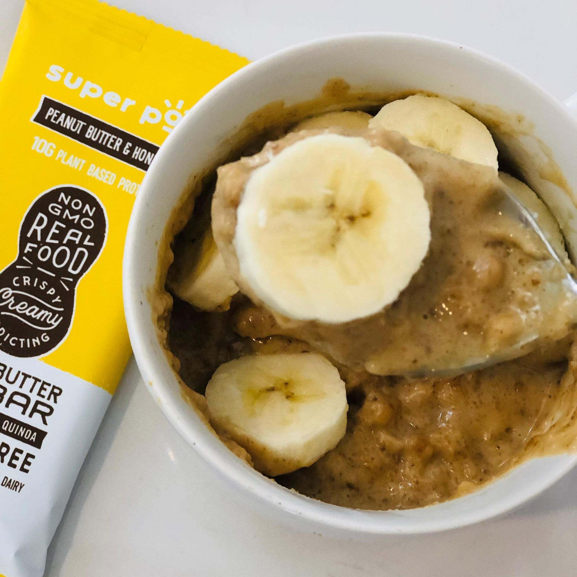 "PB & Honey Banana ""Oatmeal""-(Oat, Dairy & Gluten Free)"