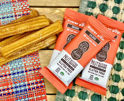 Peanut Butter Churro - 12 Pack