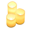 AMIR LED Battery Candles (3 Pack)