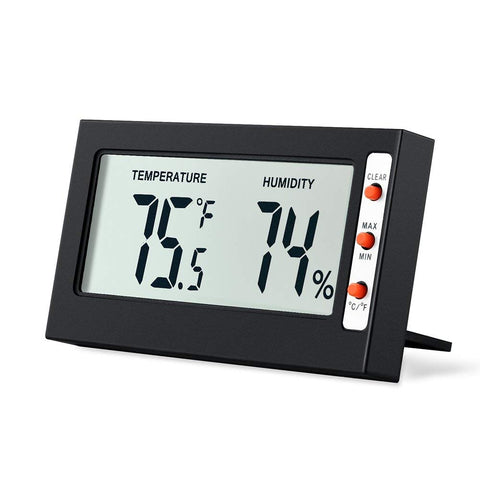Indoor Digital Hygrometer Thermometer