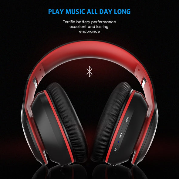 Bluetooth Wireless Over Ear Headsets