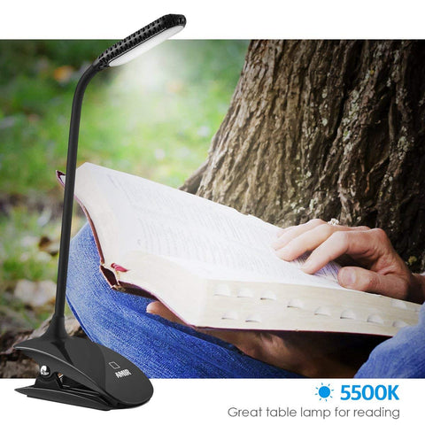Rechargeable LED Book Light (5500K)