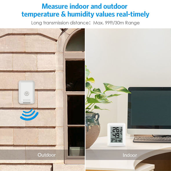 Indoor Outdoor Thermometer