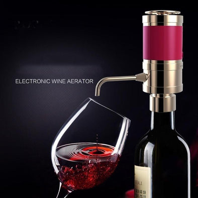 ELECTRIC SMART WINE AERATOR
