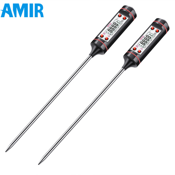 AMIR Upgraded Digital Meat Thermometer