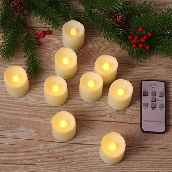 LED Tea Light Candles 3
