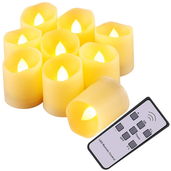 LED Tea Light Candles 1