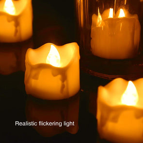 Flameless Candles, LED Candle Lights | AMIR