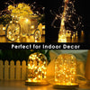 AMIR Solar Decoration Lights (Warm White - Pack of 2)