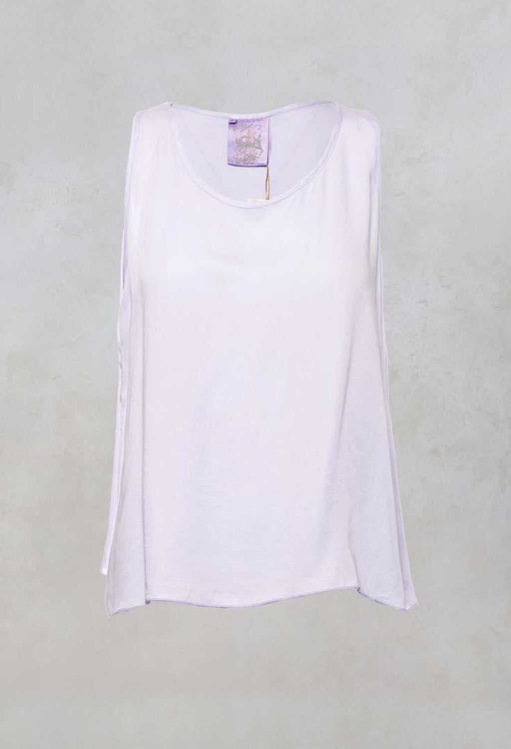Vest Top in Lavender