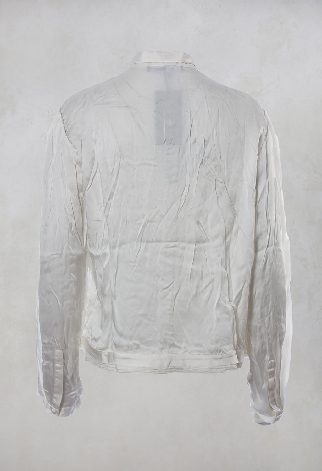 Silk Shirt in Original Normal