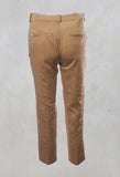 Tailored Trousers in Cerotto