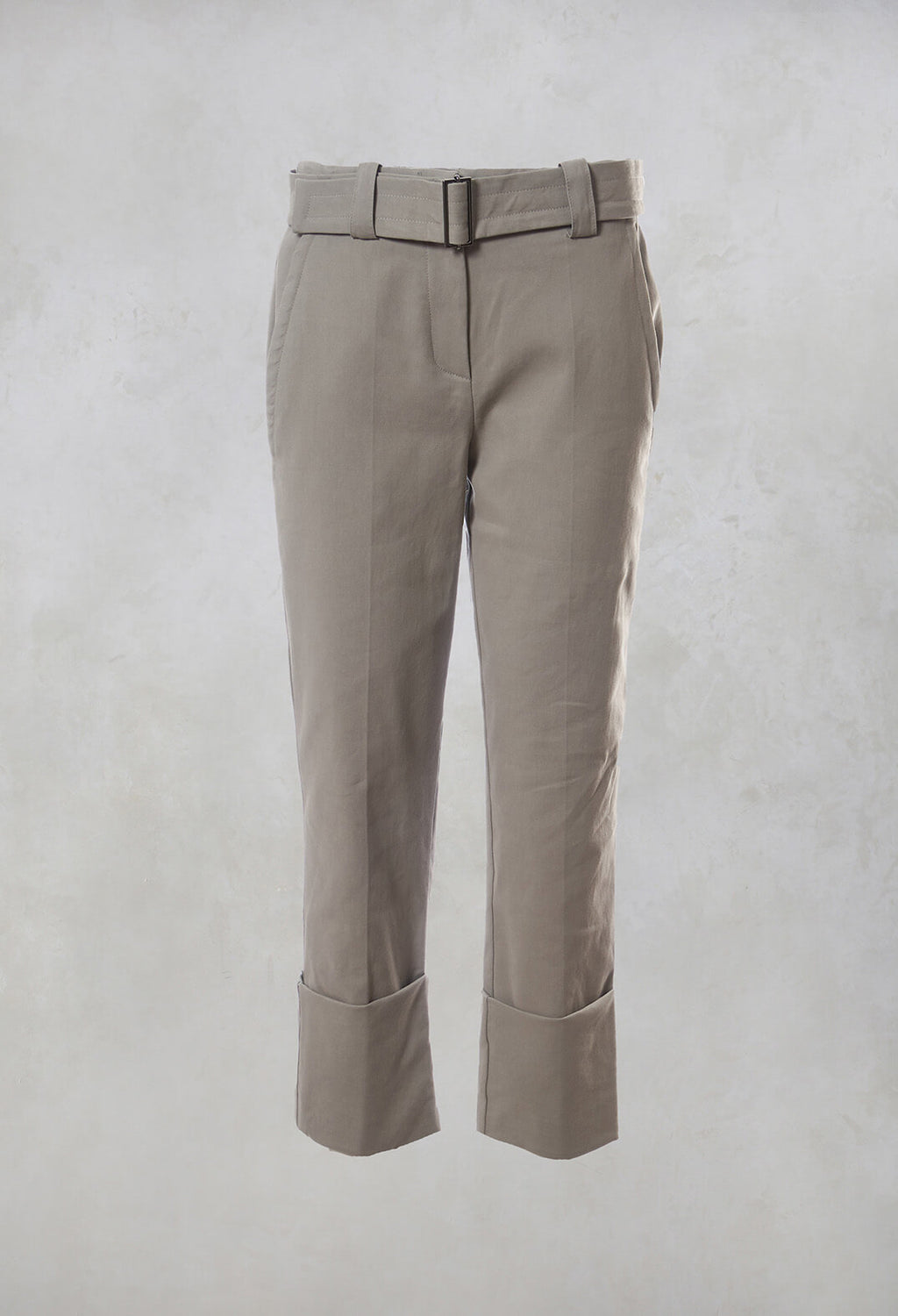Tailored Trousers in Perla