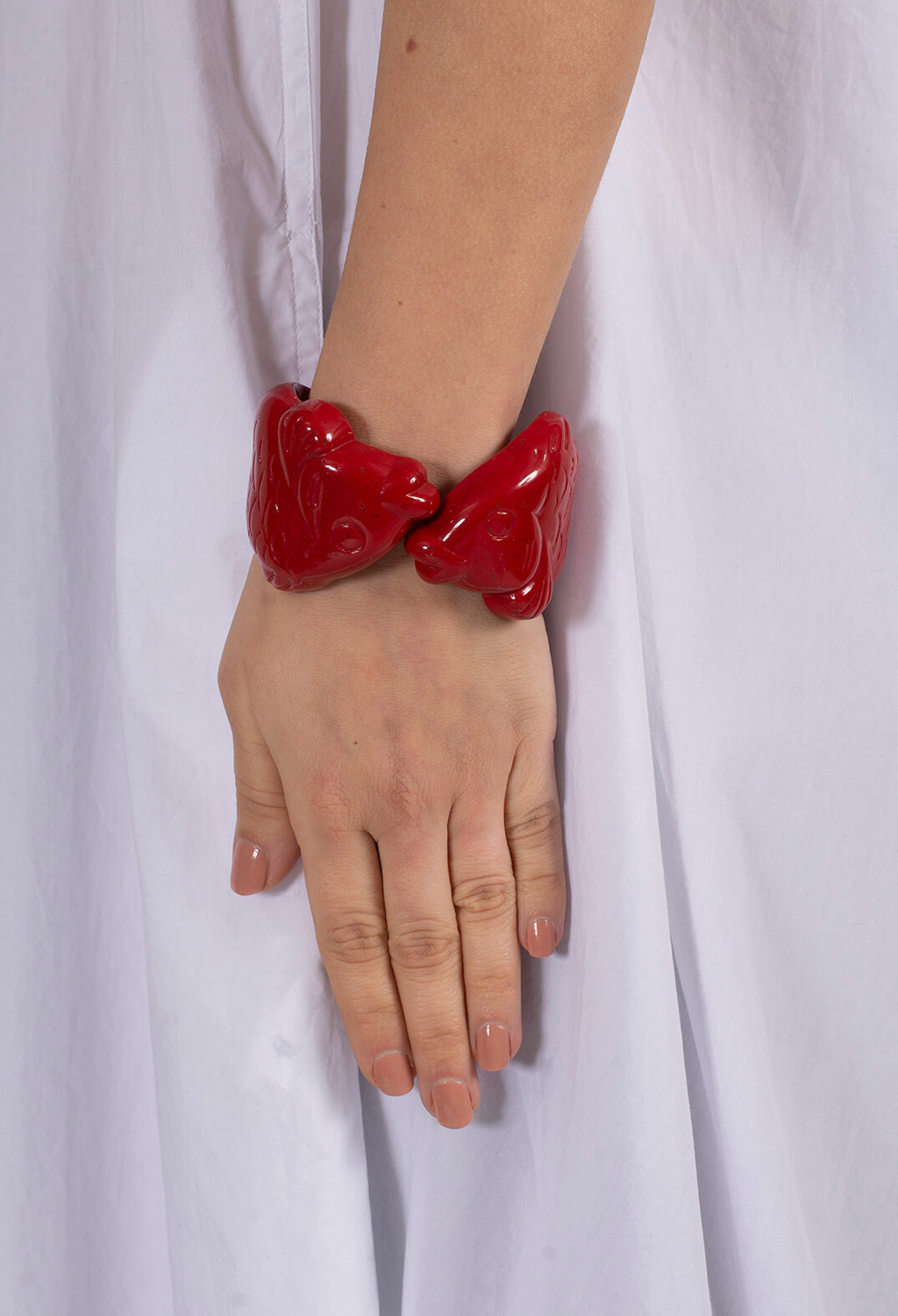 Click Bracelet in Red