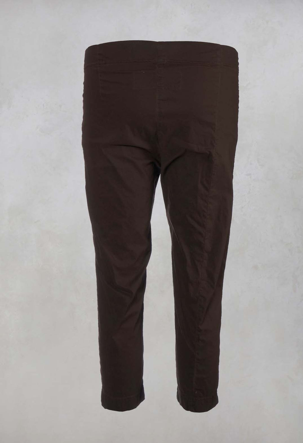 3/4 Trousers in Rust